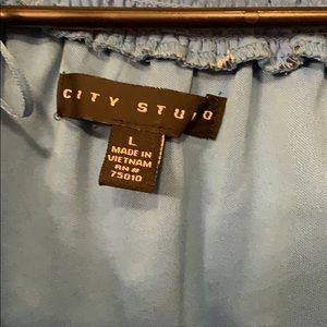 City Studio Tops - !Sale! City Studio